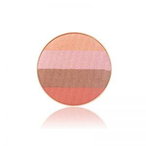 Peaches & Cream Quad Bronzer