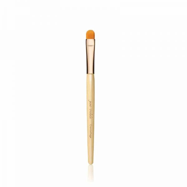 Brush for concealing imperfections