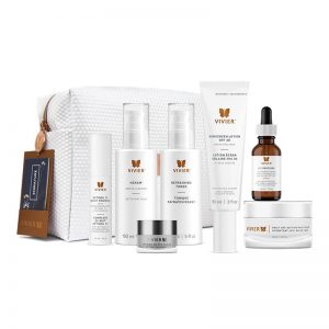 luxurious skin care kit