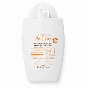 Avene Mineral Sunscreen SPF50